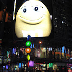 Ah, the M&Ms store.