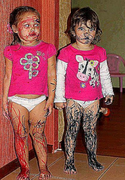 body art for kids   Jokeroo