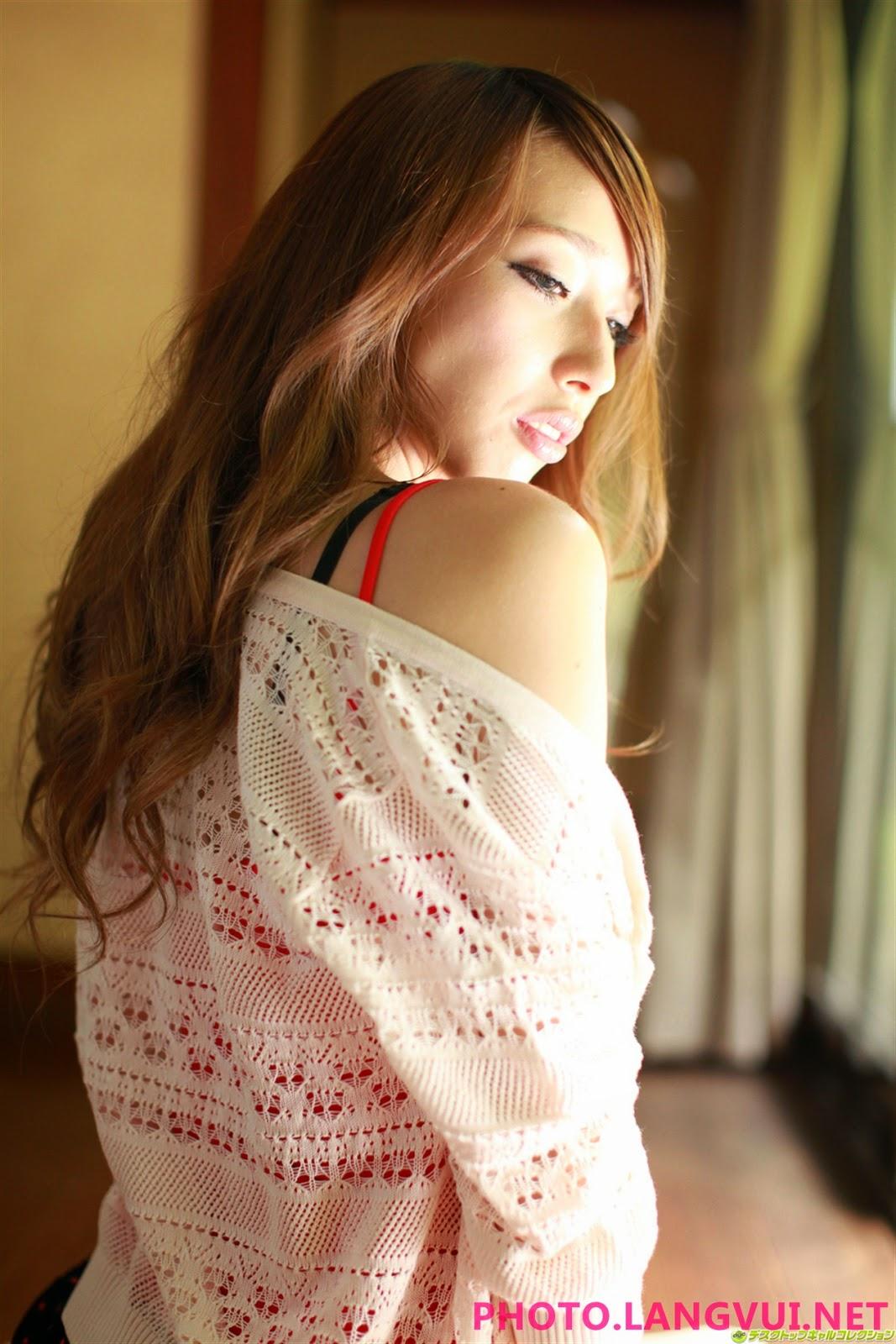 DGC No-1069 Riho Hasegawa - Ảnh Girl Xinh - photo.langvui.net