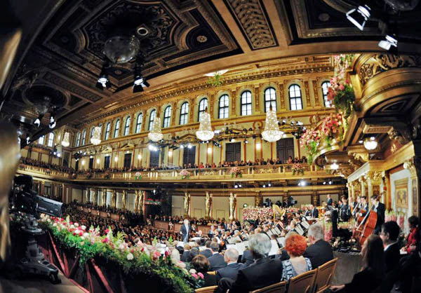 Club de música: Musikverein