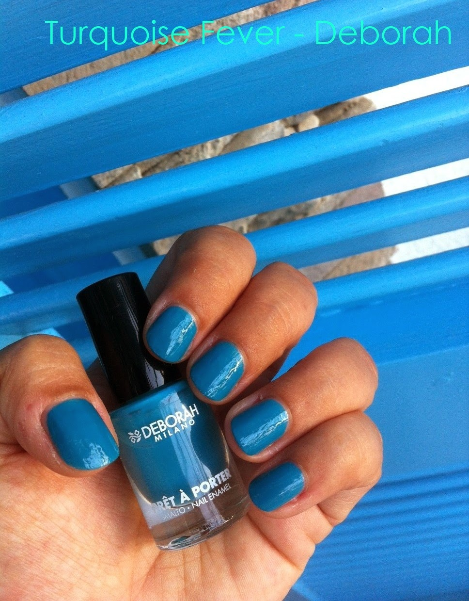 Turquoise Fever - Deborah Milano