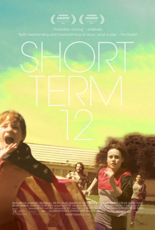 Poster Of English Movie Short Term 12 (2013) Free Download Full New Hollywood Movie Watch Online At Alldownloads4u.Com
