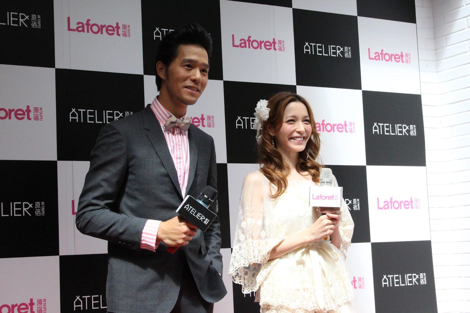 *40多原宿品牌期間限定現身台北:藤井Lena出席開幕剪綵! 1