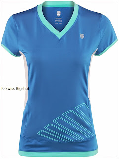 Camiseta deportiva manga casquillo