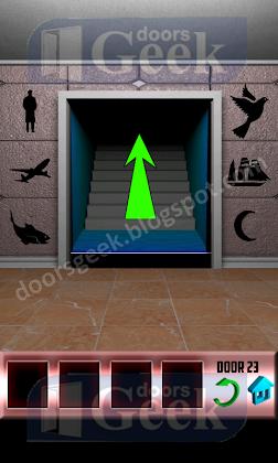 100 doors level 23 walkthrough doors geek for 100 doors door 23
