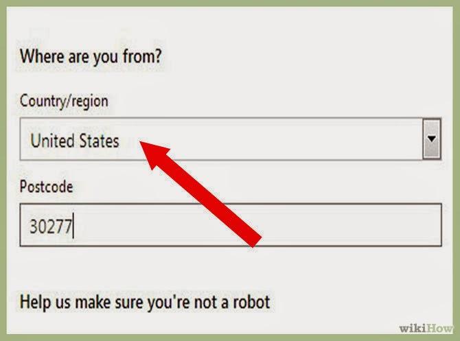 dang ky tai khoan microsoft hotmail buoc 8 Hướng dẫn đăng ký tài khoản Microsoft Hotmail bằng hình ảnh