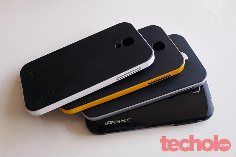 free shipping 82efb 1f0ff Spigen Slim Armor for Galaxy S4 Review | Techolo - Philippine ...