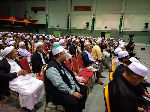 Program Munaqasyah Anjuran Pas Kelantan Hambar?