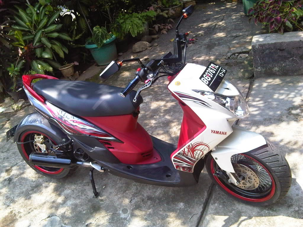 Modifikasi Motor Yamaha 2016: Cicilan Motor Matic Suzuki