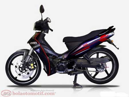 10 Modifikasi Keren Yamaha Vega Zr Bolaotomotif Com