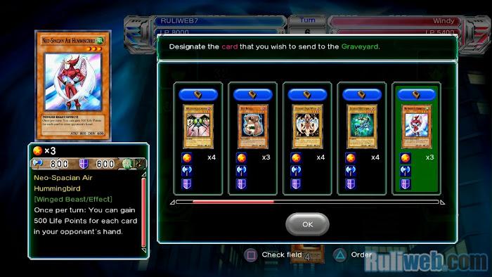 Thử nghiệm Yugi Oh 5DS phiên bản PS 3 - Ảnh 7