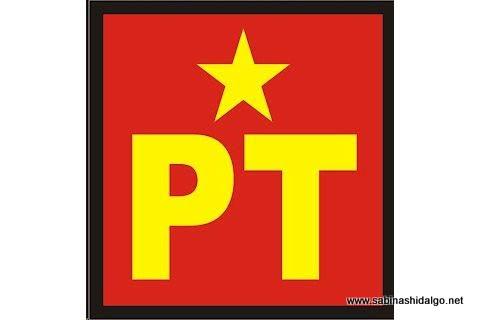 Logotipo del Partido del Trabajo