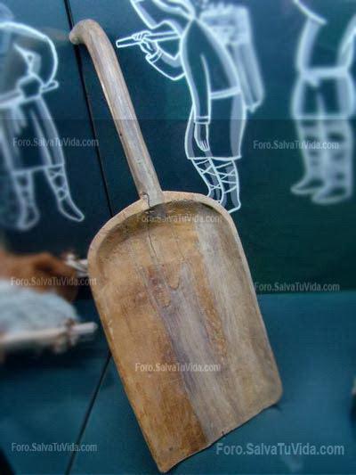 Museo Marq Alicante - Hallstatt el reino de la sal DSC09580