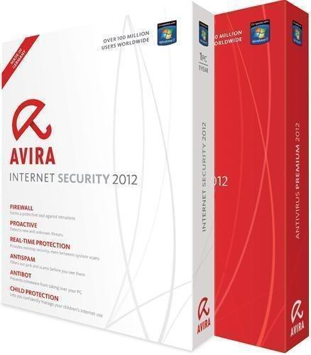 Avira Antivirus Premium & Internet Security 2012 + Keys