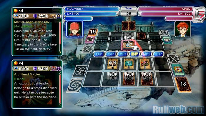 Thử nghiệm Yugi Oh 5DS phiên bản PS 3 - Ảnh 19