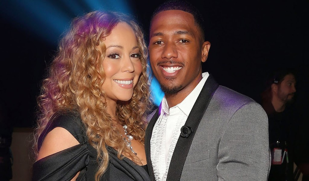 nick cannon and wife mariah carey