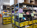 MFTA warehouse in Long Island.