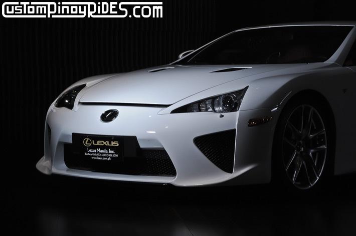 Lexus LFA Manila Philippines Custom Pinoy Rides pic1