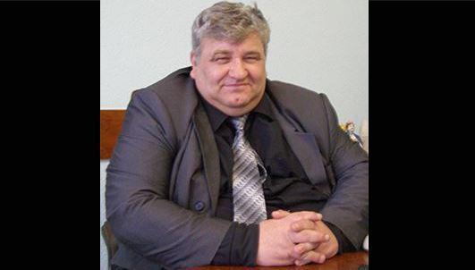 Звільнений чиновник Микола Голік.Фото зі сторінки Анни Махно у Фейсбуці