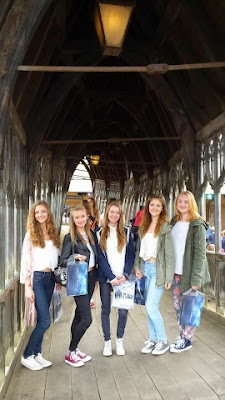 Harry Potter Studios London tour bridge