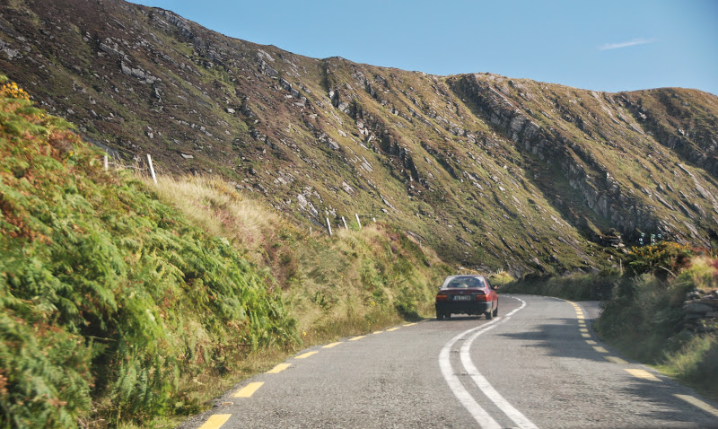 It's not hard to drive in Ireland, once you get the hang of it. From 5 Tips on Driving in Ireland