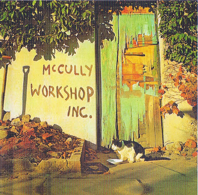 McCully Workshop Inc ~ 1969 ~ McCully Workshop Inc