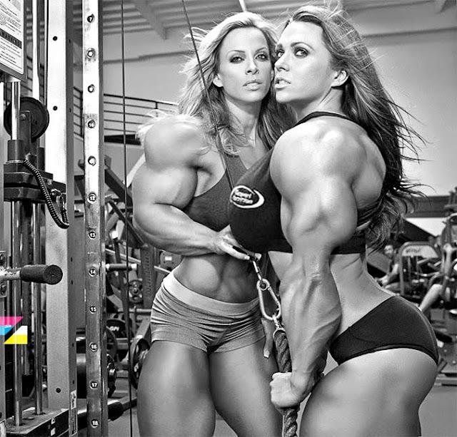 Ava & Oksana morph
