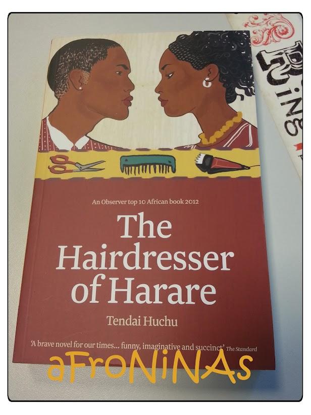 libro africa, novela africa, escritor africano, the hairdresser of harare, tendai huchu, afroninas