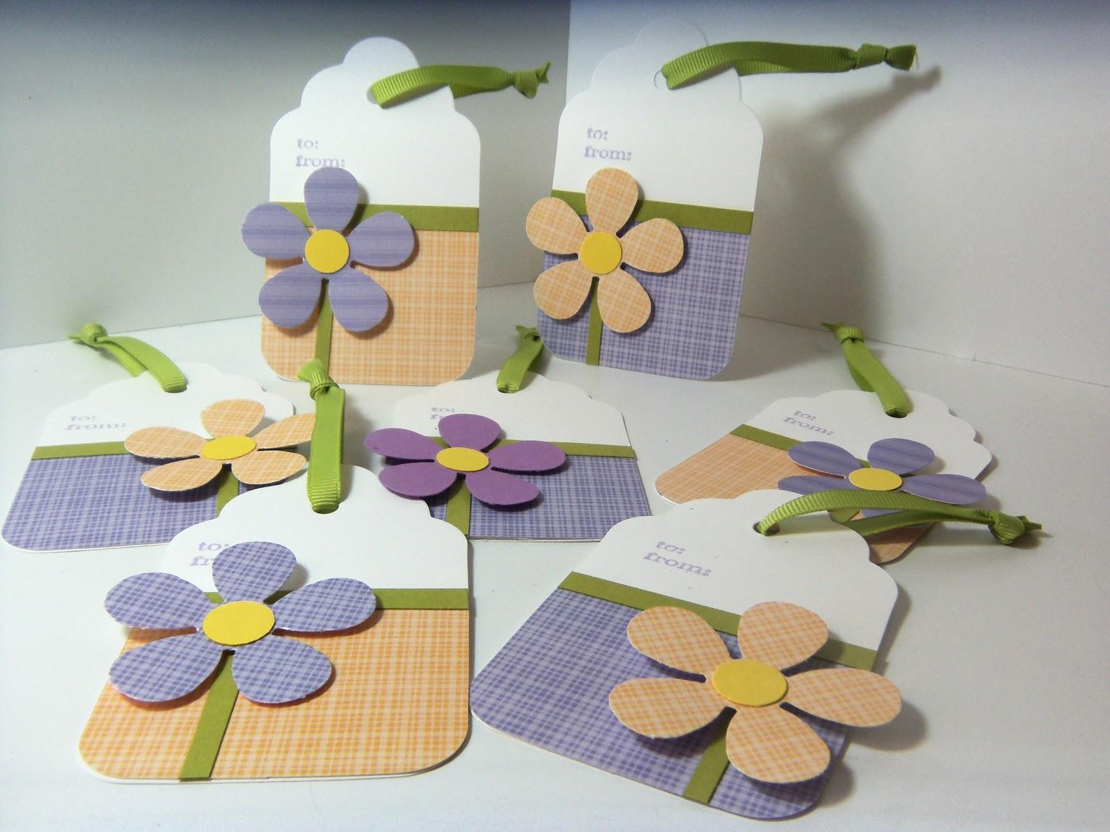 En papel arte creaciones tarjetas para los regalos - Ideas manuales para regalar ...