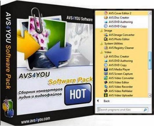 AVS4YOU Software AIO Installation Package 2.6.1.115 Un Todo en Uno Multimedia 2013-12-26_17h06_16