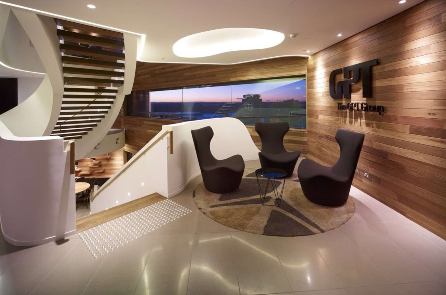 Sydney Nuovo Galles del Sud, Australia: [GPT GROUP HEADQUARTERS BY WOODS BAGOT WINS LIVEABLE OFFICE AWARD]