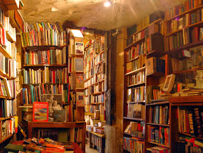Librería Shakespeare & co.