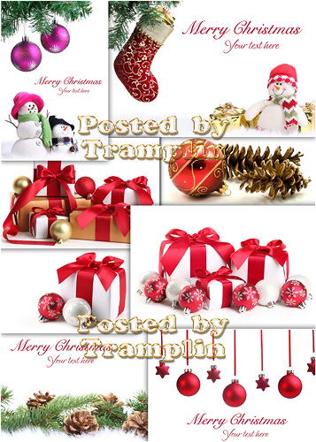 ���������� � �������������� ������� � New year's and cristmas Clipart