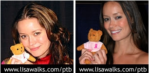 Summer Glau Teddy Bear Project