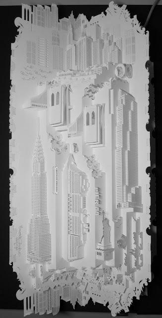 Ингрид Силиакус: хартиен архитект