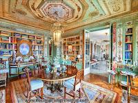 Căn hộ mô phỏng cung điện Versailles giữa lòng New York - Thi công trang trí nội thất