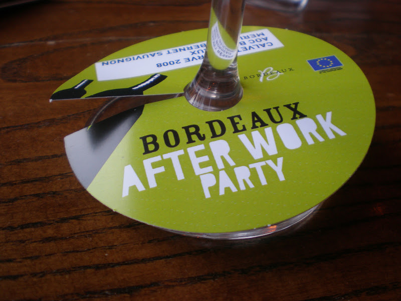 Bordeaux After Work Party at Marben
