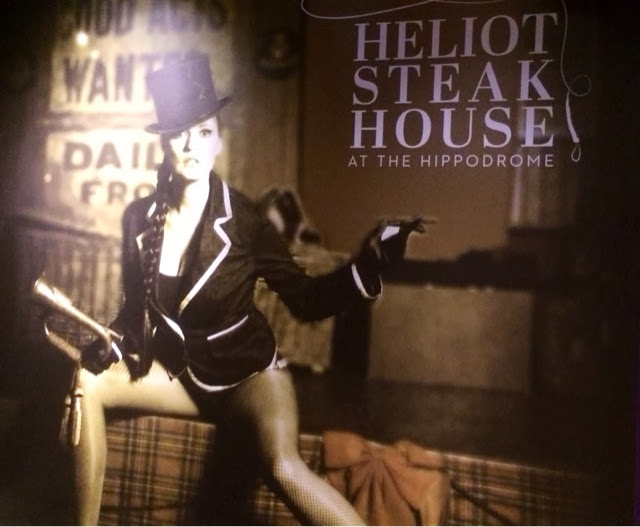Heliot Steak House
