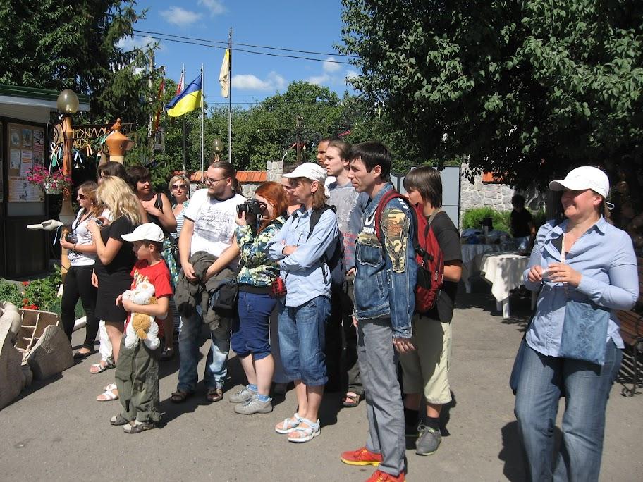 Экскурсия в Опошню 2012