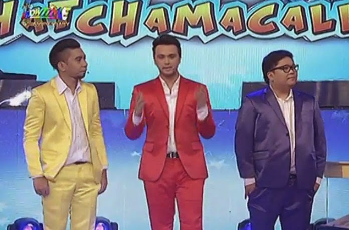 2014 magpasikat its showtime 5th anniversary winner video
