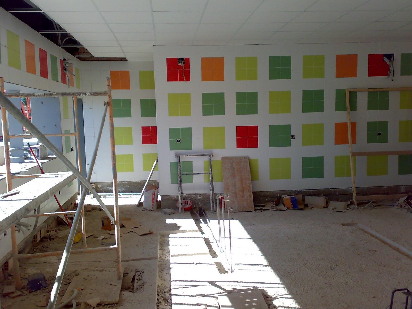 Azulejos alicatados y alicatadores alicatado de pasillo - Alicatado cocina ...
