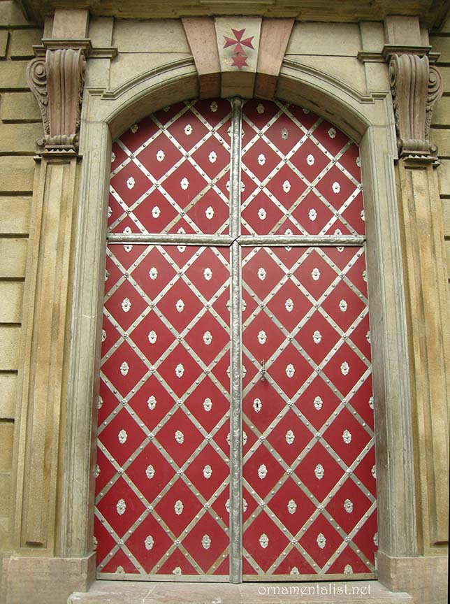 The Doors of Prague & The Ornamentalist: The Doors of Prague