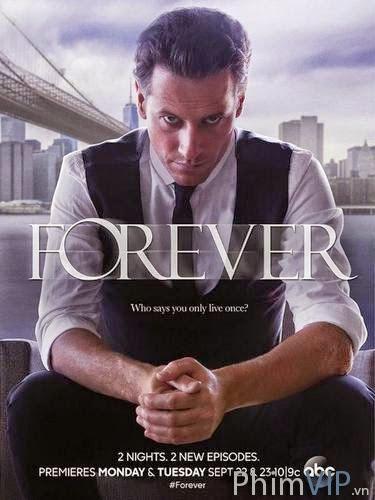Anh Chàng Bất Tử Season 1 - Forever Season 1 poster