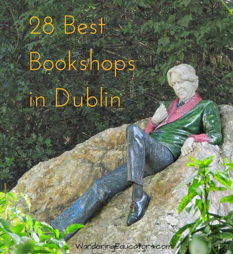 28 Best Bookshops in Dublin