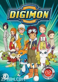 Cuộc Phiêu Lưu Của Những Con Thú 2 - Digimon: Digital Monsters Season 2 (2000) Poster