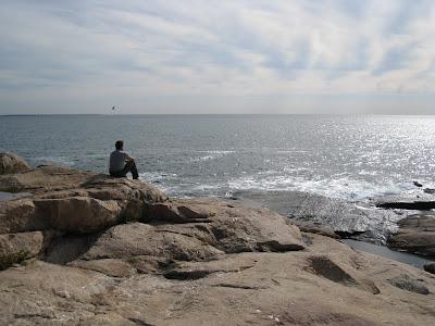 Rhode Island seacost
