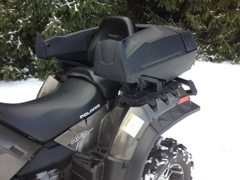 New Sportsman Touring Rear Lock Amp Go Box Polaris Atv Forum