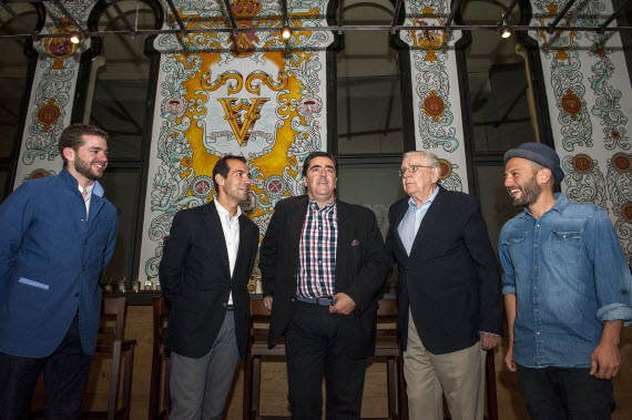 'Tendido 11' nuevo espacio cultural y gastronómico en Las Ventas