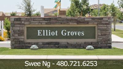 Elliot Groves at Morrison Ranch Homes for Sale Gilbert AZ 85296