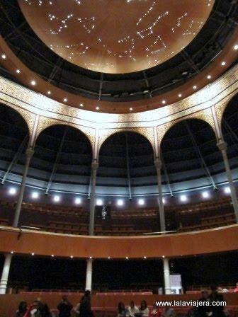 Interior del Teatro Circo, Albacete